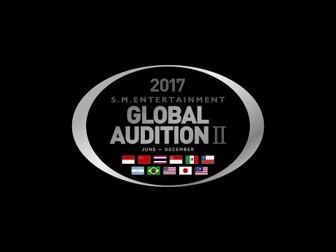 2017 S.M. GLOBAL AUDITION SEASON 2