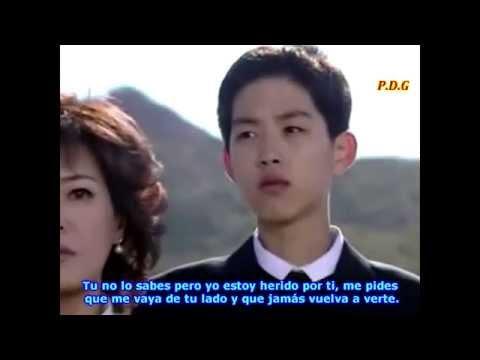 Bo Go Ship da - Te Extraño - Escalera Al Cielo - Con Letra en español