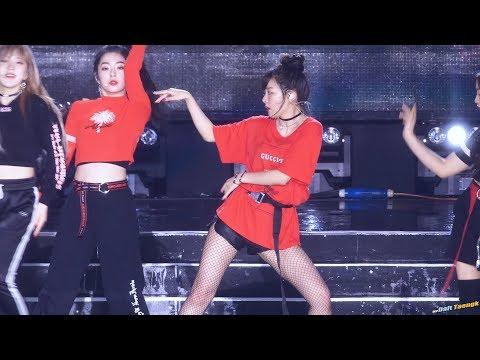 180512 슬기 Seulgi 레드벨벳 Red Velvet 'Bad Boy' 4K 60P 직캠 by DaftTaengk