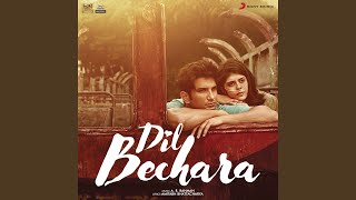 Main Tumhara – Dil Bechara – Jonita Gandhi – Hriday Gattani Video HD