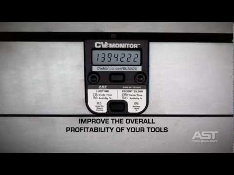 AST's CVe Monitor v1.62
