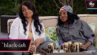 Bow Learns Rhonda and Sharon Are Engaged - black-ish