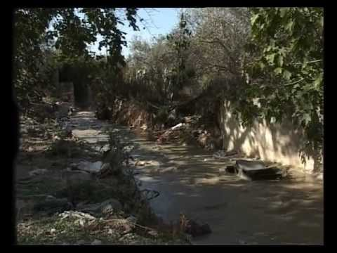 The water issue in Palestine