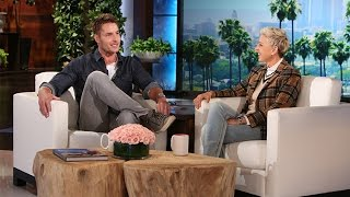 'This Is Us' Star Justin Hartley Is Here!