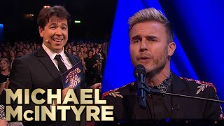 Gary-Oke! Gary Barlow Duets With Karaoke Singers on the Big Show | Michael McIntyre