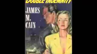 Double Indemnity Audiobooks / James M Cain