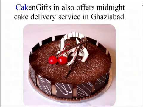 Cake and Flowers Delivery in Ghaziabad