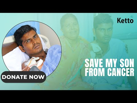 Sunil Has a Tumour. Support His Treatment