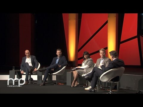 Diskussion: Future of Digital Media - Rebuilding TV in the Platform Age