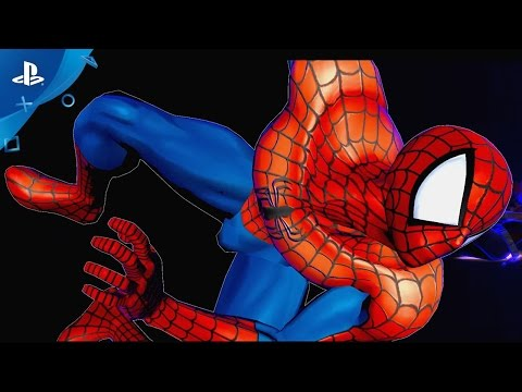 Ultimate Marvel vs. Capcom®3  Trailer