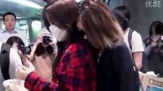 130923 JiMin Moment [ Jiyeon - Hyomin T-ara]