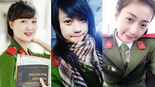 Những Nữ Cảnh Sát Xinh Đẹp Nhất Việt Nam Phần 1