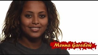 'Meet Menna Garedew - #BeAGorilla