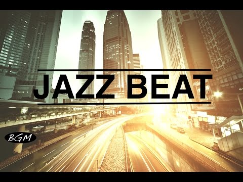 Jazz Instrumental Music - Chill Out Jazzy Hiphop - Background Cafe Music For Study, Work