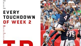 Every Touchdown from Week 2 | NFL 2018 Highlights