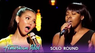 Myra Tran vs Shayy: The Two VIRAL Performers Get TESTED In Hollywood! | American Idol 2019