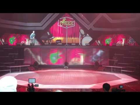 HyoYeon_효연_Locking rehearsal _hit the stage