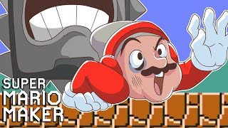 MY HEART CAN'T HANDLE ANOTHER LEVEL LIKE THIS! [SUPER MARIO MAKER] [#125]
