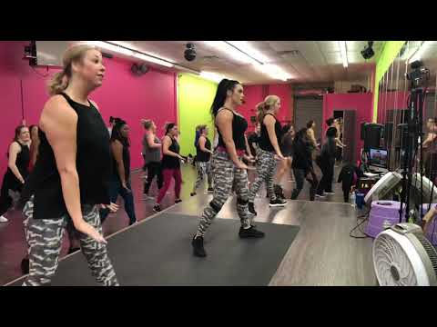 """Get Busy"" By Sean Paul - Dance2Fit With Jessica James"