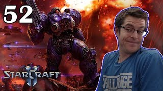 Cyclones, Mines and Turrets - StarCraft II 4v4 - [Game 52]