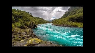 22  1 Hour Relaxing River Sounds   Hoh River, Early Morning   Nature Video