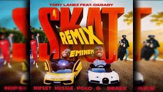 Tory Lanez - SKAT (REMIX) ft. DaBaby, Eminem, Drake, Polo G & Nipsey Hussle
