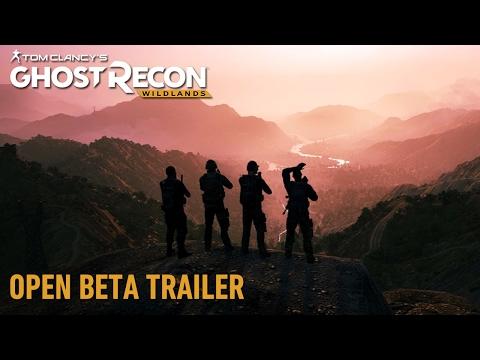 Tom Clancy's Ghost Recon Wildlands Trailer: Open Beta in arrivo il 23.02.17