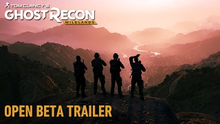 Tom Clancy's Ghost Recon Wildlands Trailer: Open Beta in arrivo il 23.02.17