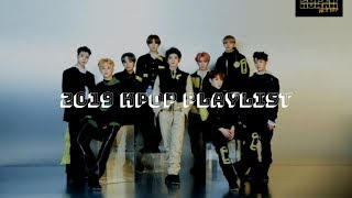 2019 Kpop Playlist #2