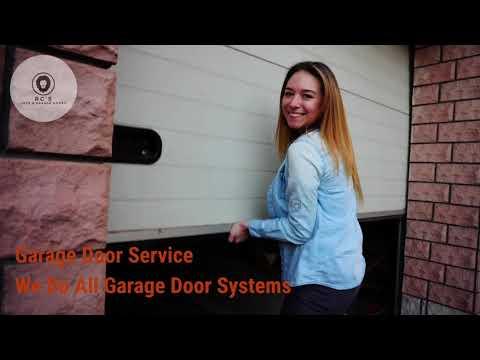 Garage Doors & Locksmith – Local Company You Can Trust