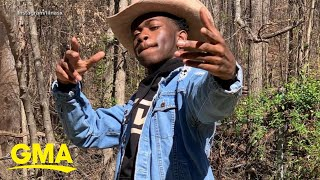 Billboard pulls Lil Nas X song from country music charts l GMA
