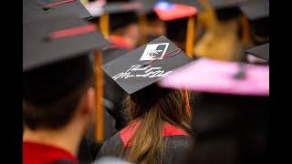 'Pittsburg State University Fall 2019 Graduation Recap