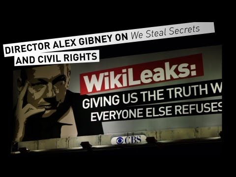 Alex Gibney Talks Wikileaks, Manning and More with the ACLU