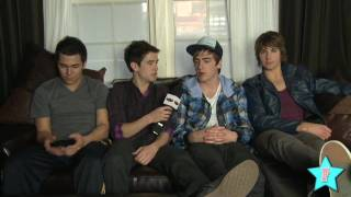Big Time Rush Talks About Being Cast!