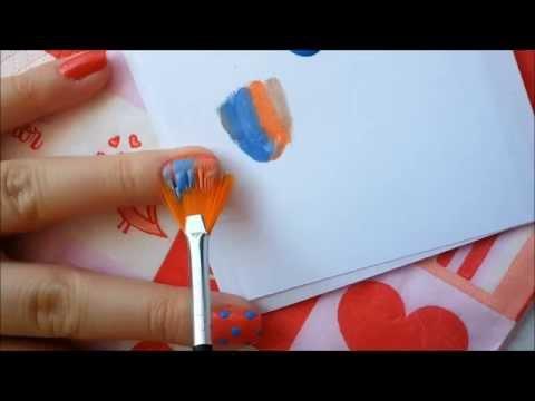 Flormar Beauty Toys Nail Art Fırça Seti Nasıl Kullanılır?
