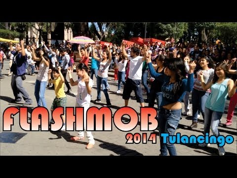 Flashmob Tulancingo 2014 - Smashpipe People
