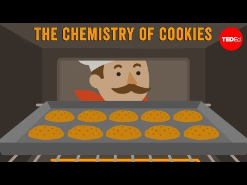 The chemistry of cookies - Stephanie Warren thumbnail