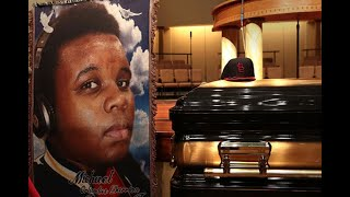 Realizan funeral de Michael Brown en Missouri