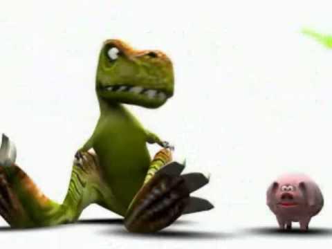 Funny Animated Dinosaurs | Download Foto, Gambar ...