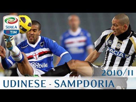 Udinese Calcio vs Sampdoria Genoa