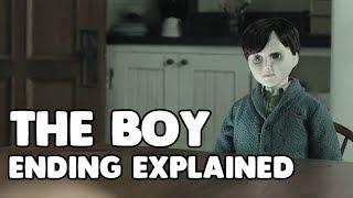 The Boy Ending Explained (Spoiler Alert)