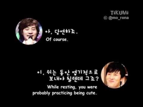 [Eng Sub] 2001 Kim dongwan Ten Ten Club _ Andy Shinhwa