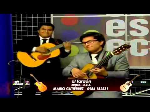 Mario Andrés Gutiérrez
