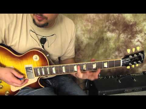 Guitar Lessons - How to play a solo on guitar