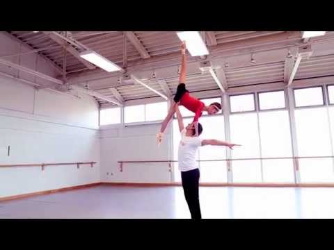 The Washington Ballet's hardest dance moves
