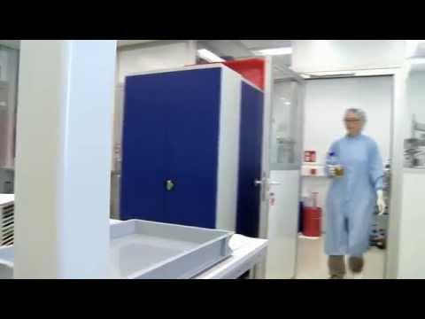 Wie eine zweite Haut - künstliche Haut von der PolyMedics Innovations GmbH