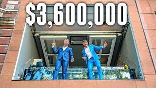NYC Apartment Tour: $3.6 MILLION LUXURY APARTMENT