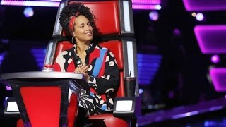 The Voice Season 12 Best of Alicia Keys (Blind Audition)