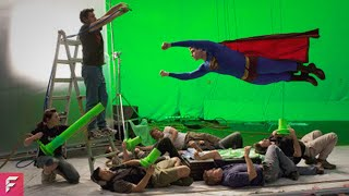 MOST FAMOUS Movies BEFORE AND AFTER Special Effects (VFX) ▶7