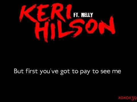 Keri Hilson (ft. Nelly) - Lose Control / Let Me Down [Lyrics]